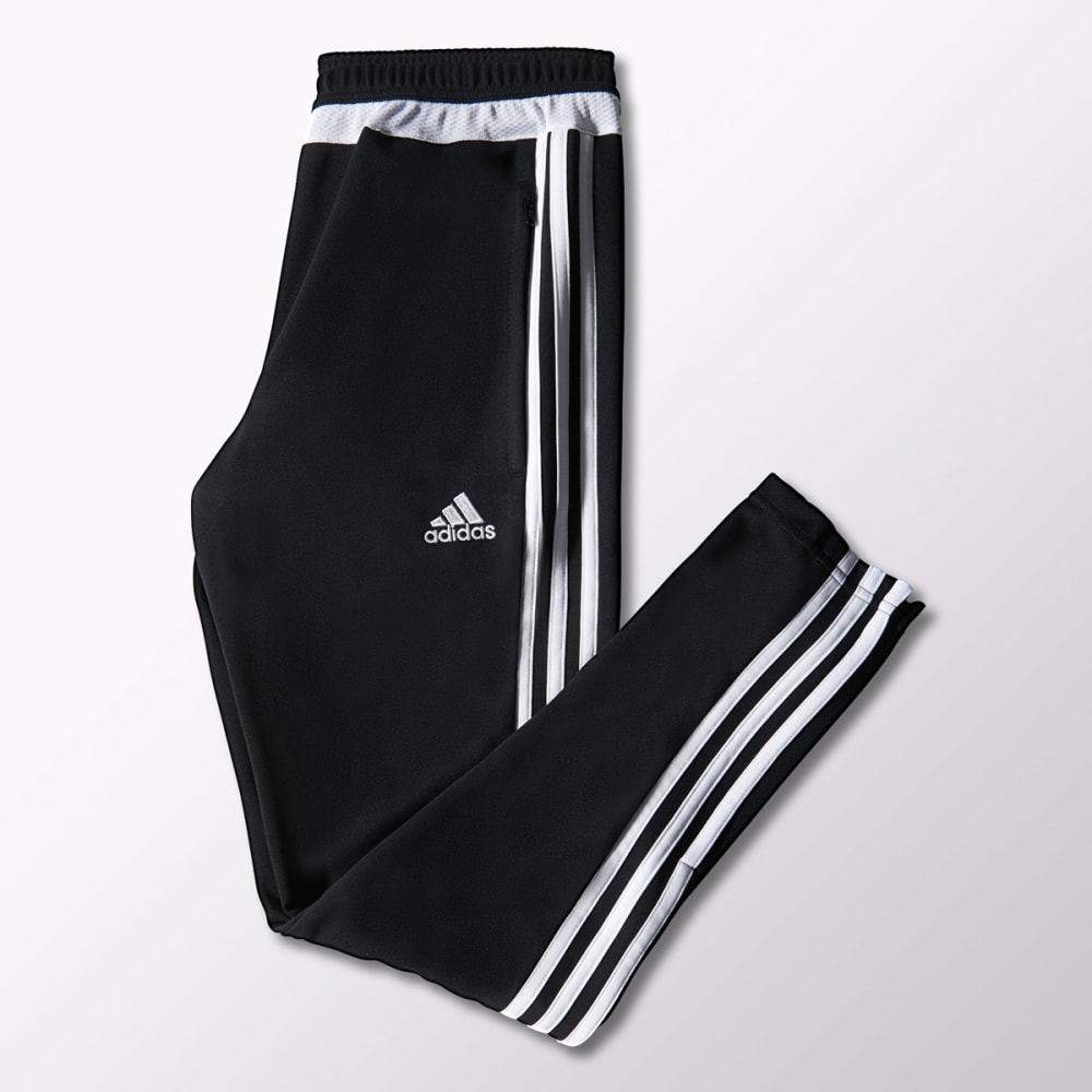 ADIDAS Boys' Tiro 15 Training Pants - BLACK/WHITE M64031