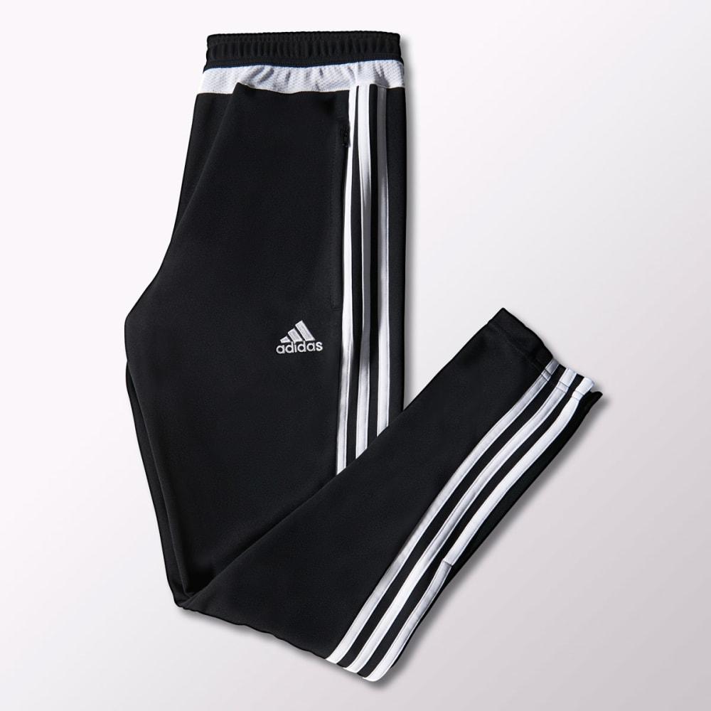 ADIDAS Boys' Tiro 15 Training Pants - BLACK/WHITE M64031