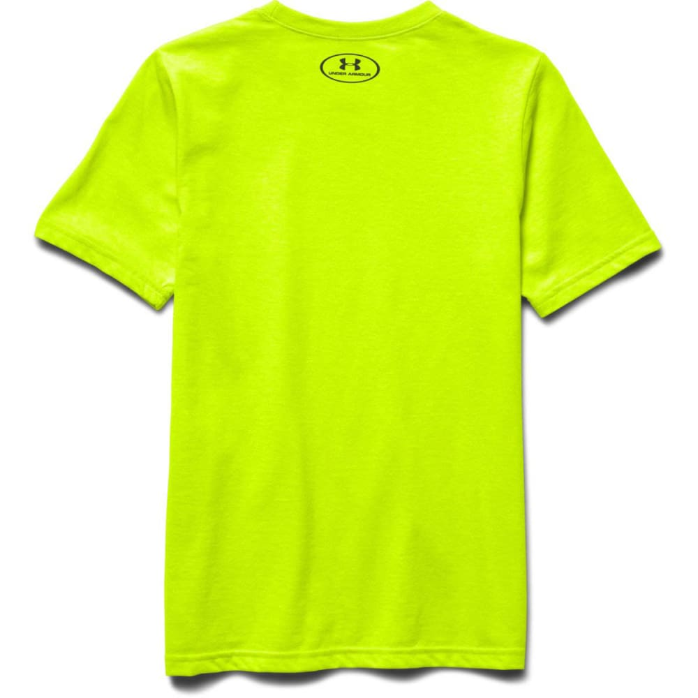 UNDER ARMOUR Boys' I Got Next T-Shirt - HI VIS YELLOW