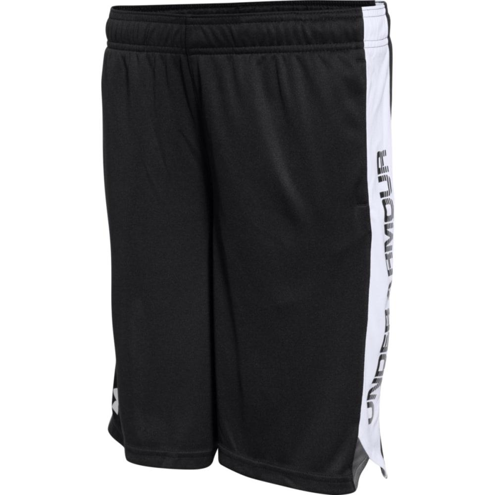 UNDER ARMOUR Boys' Eliminator Shorts XS