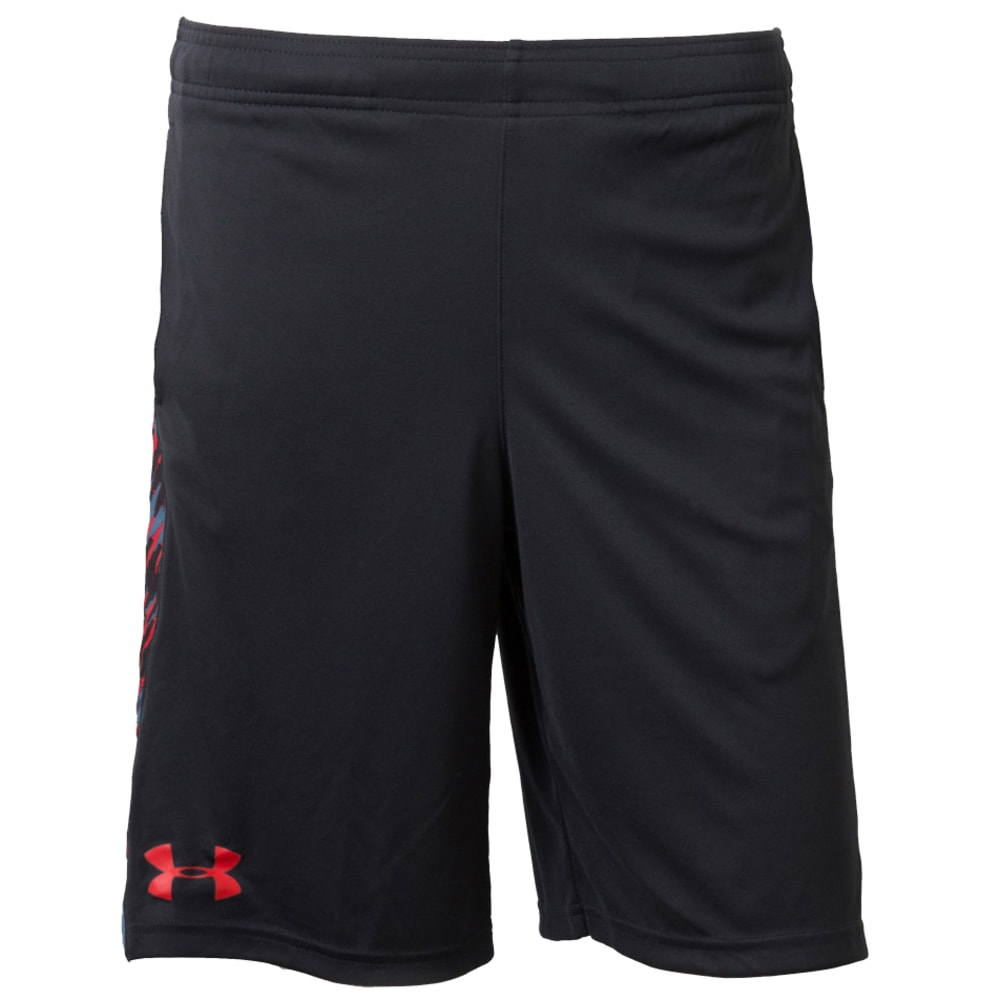 Under Armour Boy's Eliminator Printed Short - PATTERN