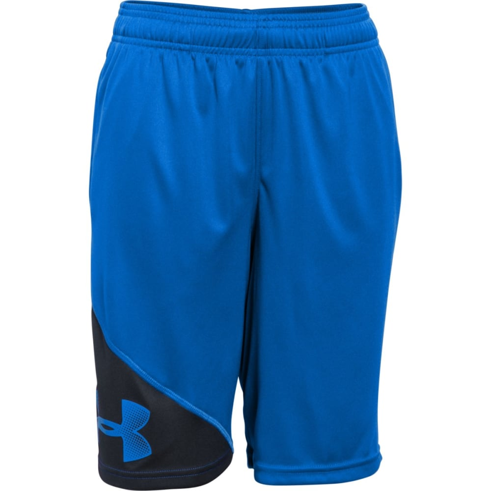 UNDER ARMOUR Boys' Prototype Shorts - ULTRA BLUE-907