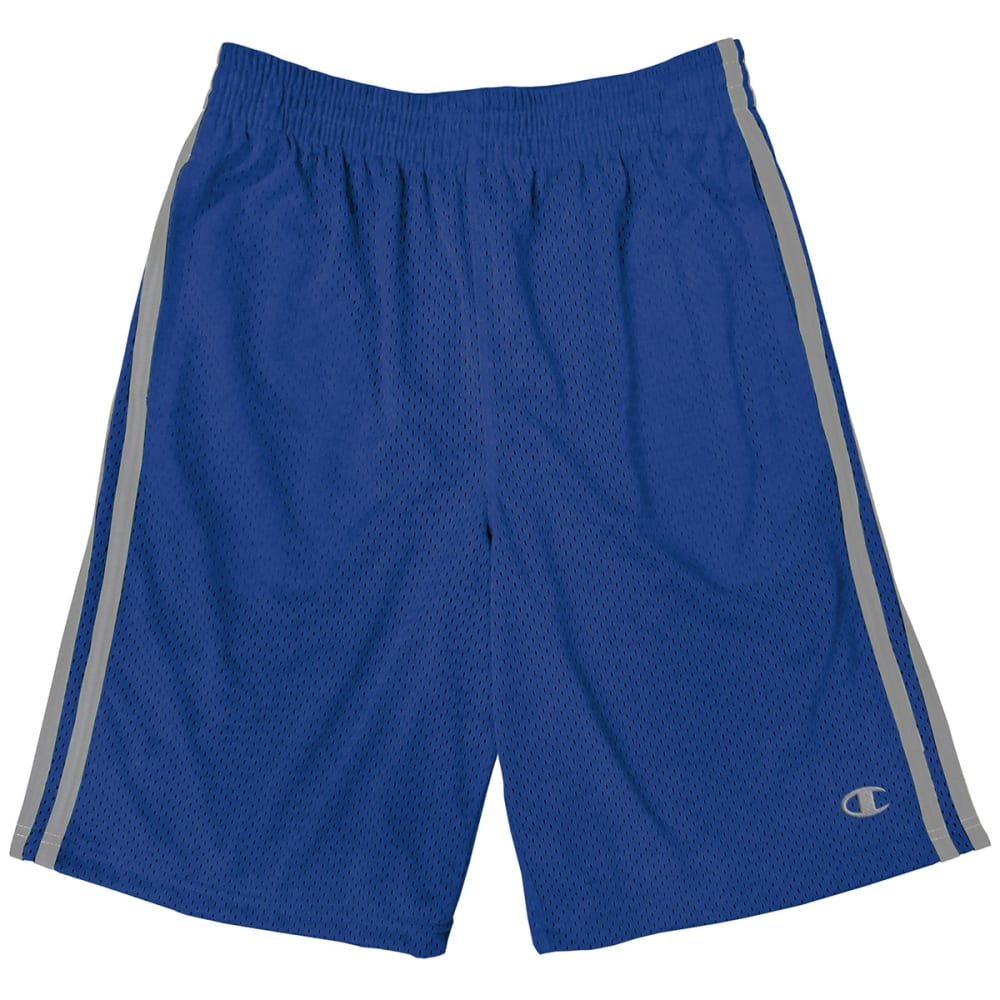 CHAMPION Boys' Halftime Shorts - TEAM BLUE