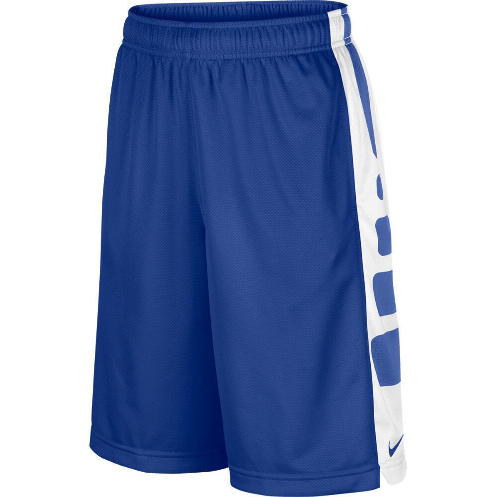 NIKE Boys' Elite Stripe Shorts - ROYAL BLUE