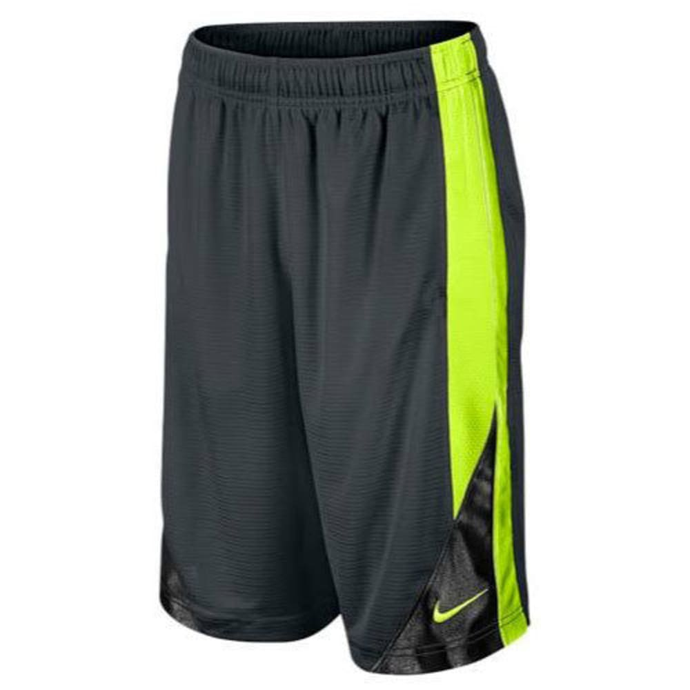 NIKE Boys' Avalanche 2.0 Shorts - ANTHRACITE-060