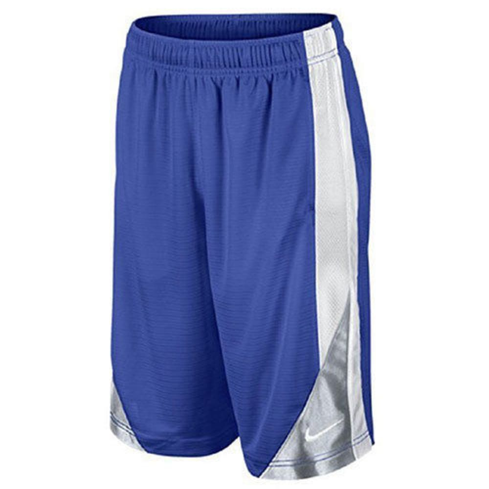 NIKE Boys' Avalanche 2.0 Shorts - HORIZON BLUE