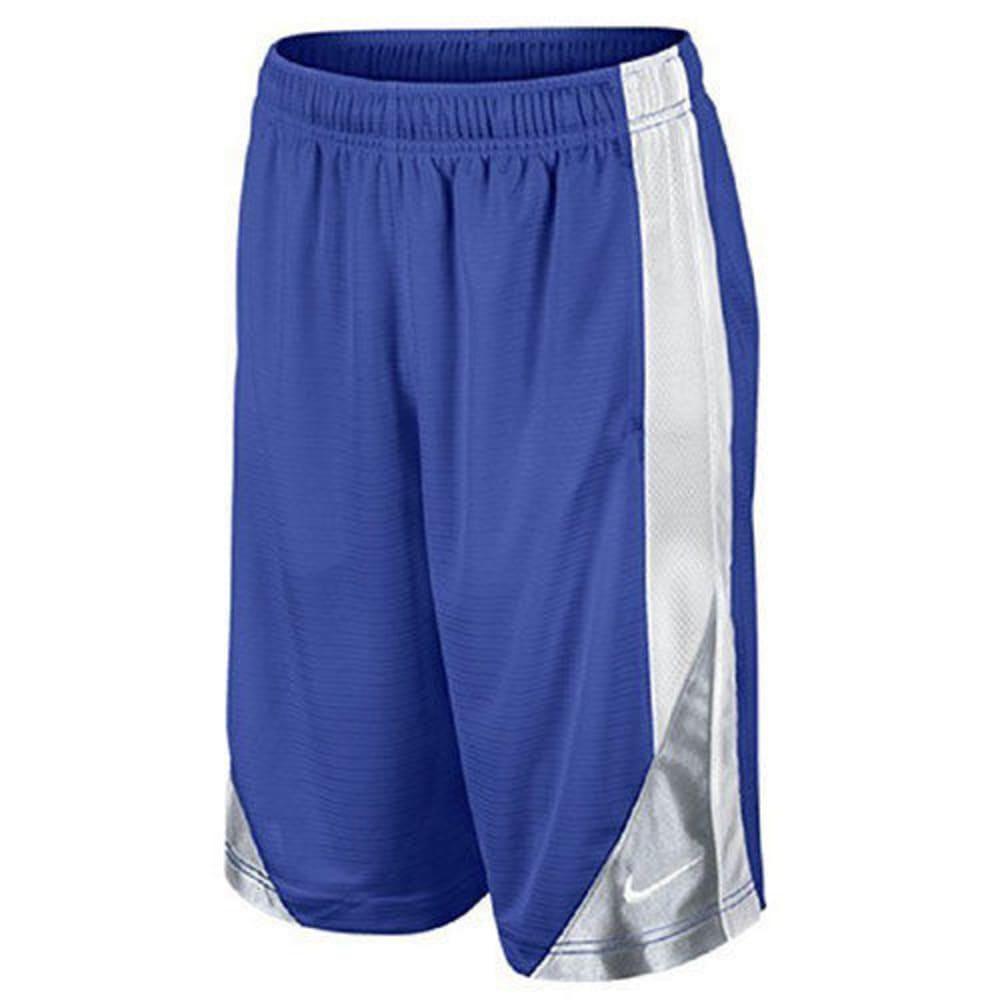 NIKE Boys' Avalanche 2.0 Shorts - HORIZON BLUE