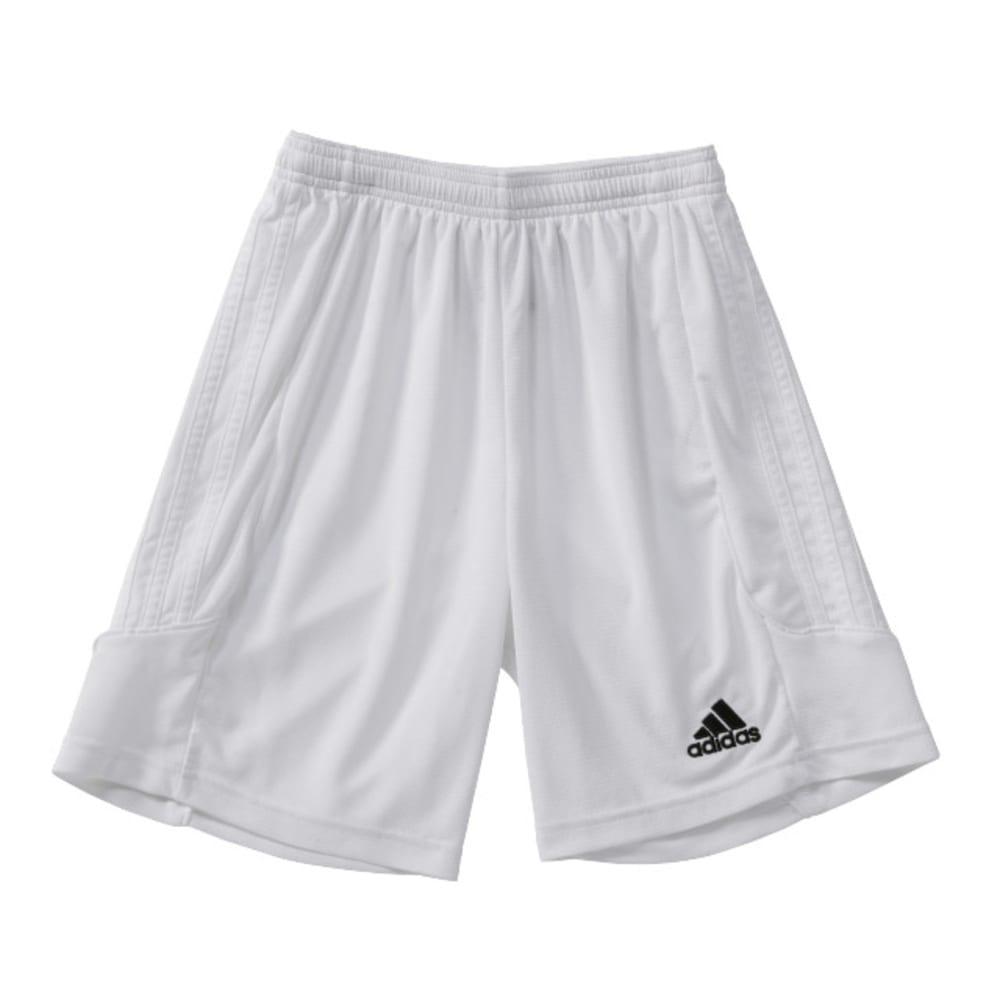 ADIDAS Boys' Soccer Squadra 13 Short - WHITE Z21588