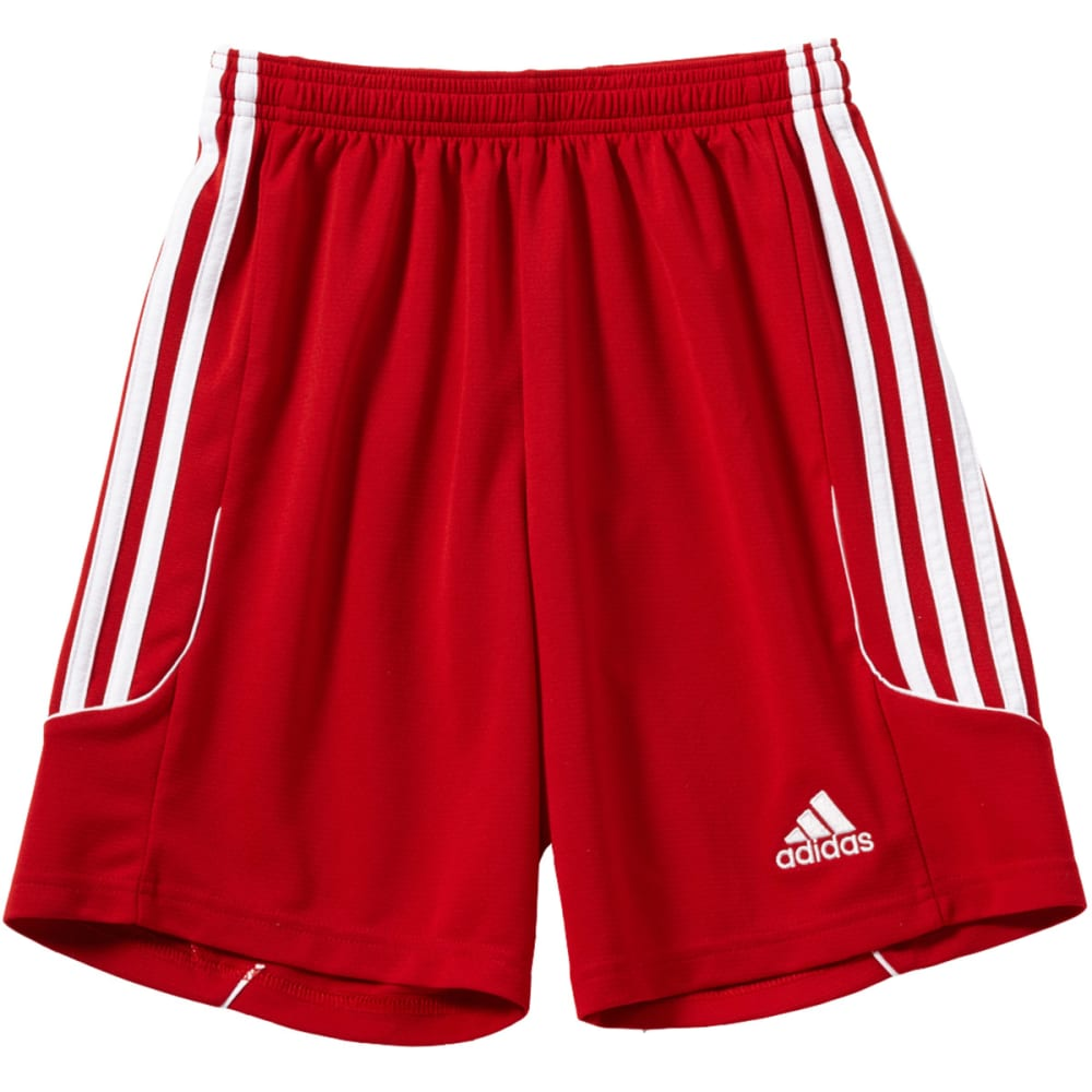 Adidas Boys' Soccer Squadra 13 Short - Red, M