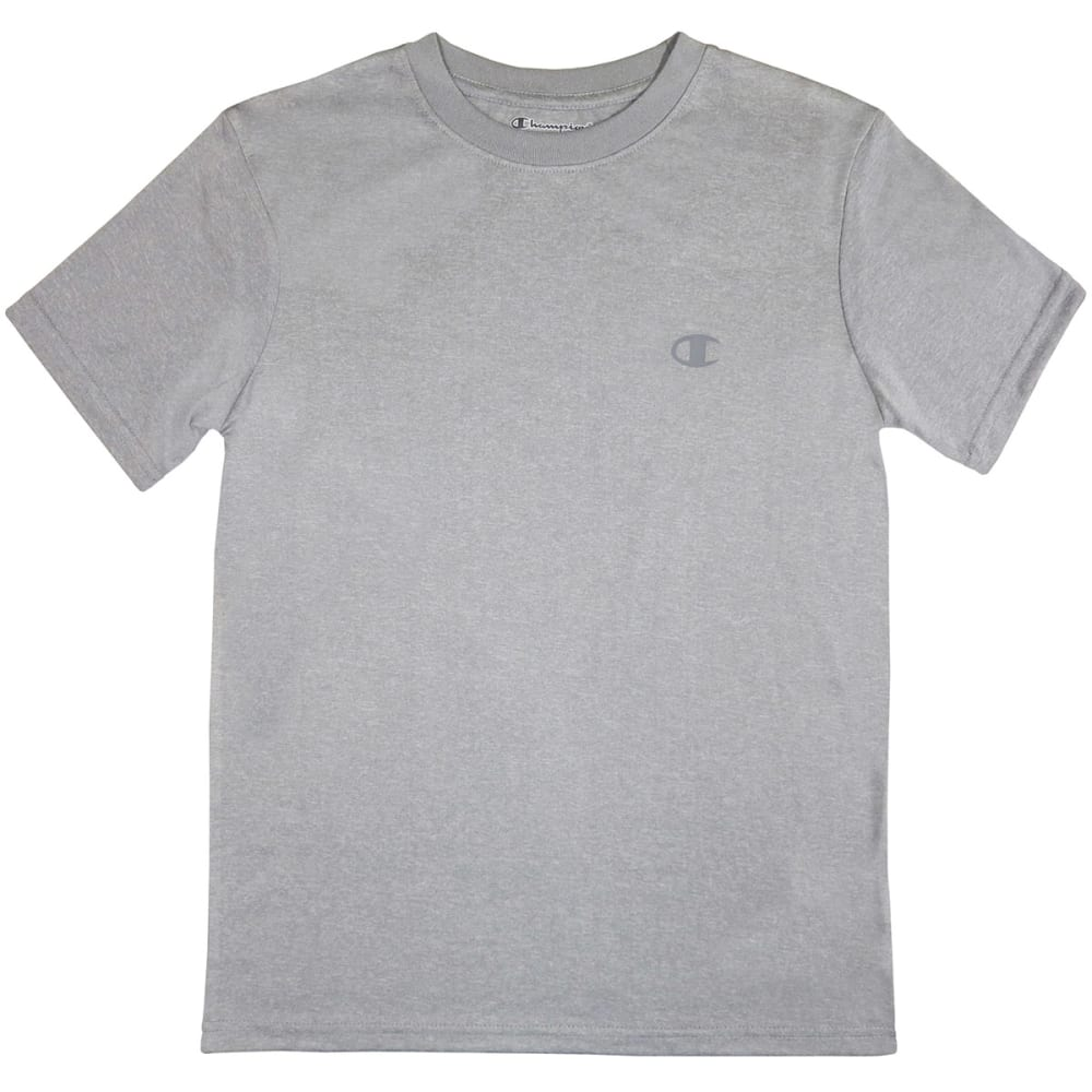 CHAMPION Boys' Short-Sleeve Tee - OXFORD