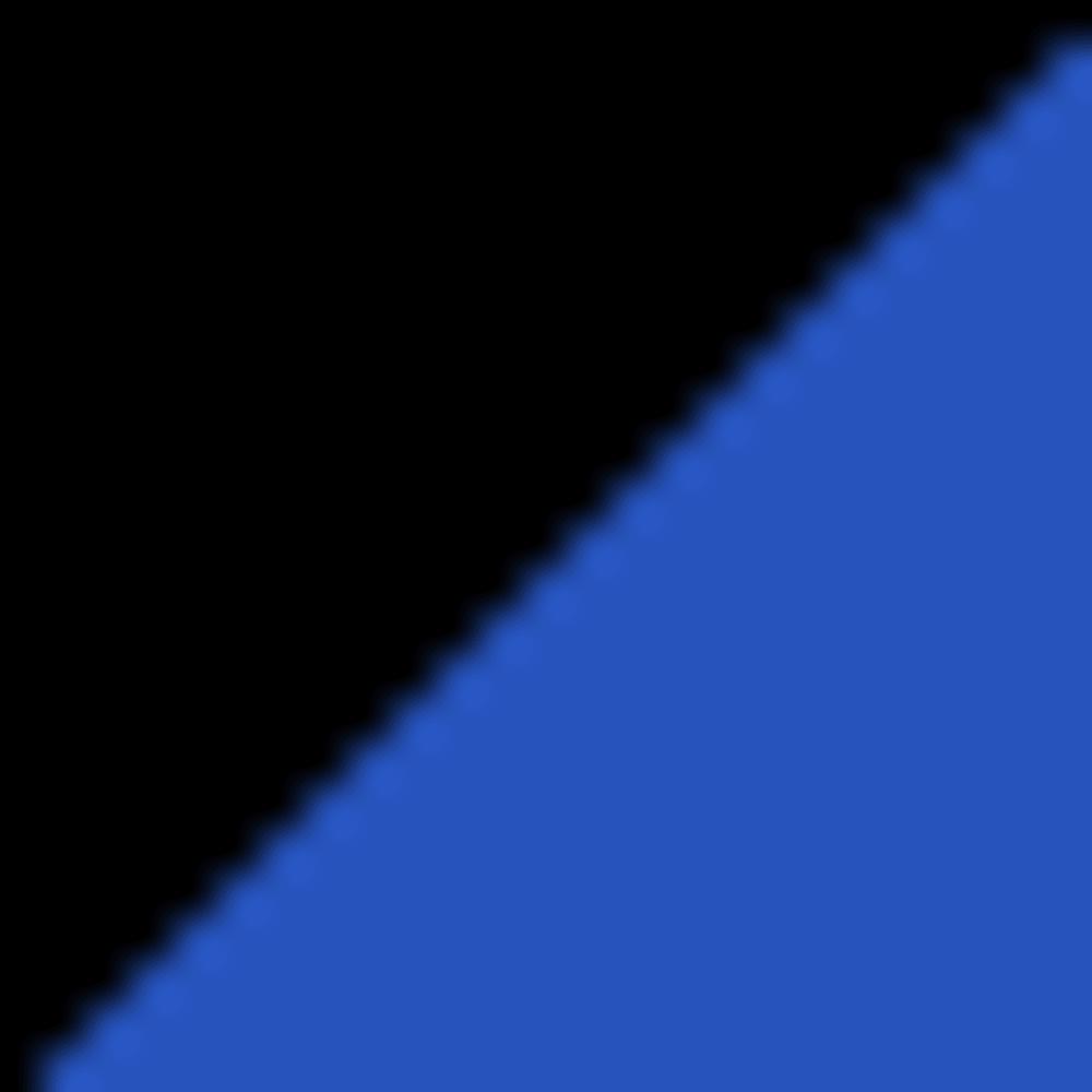 BLACK/SAMBA BLUE