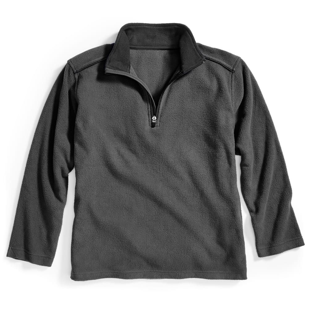 CHEETAH Boys' Active Fleece - GRAVEL