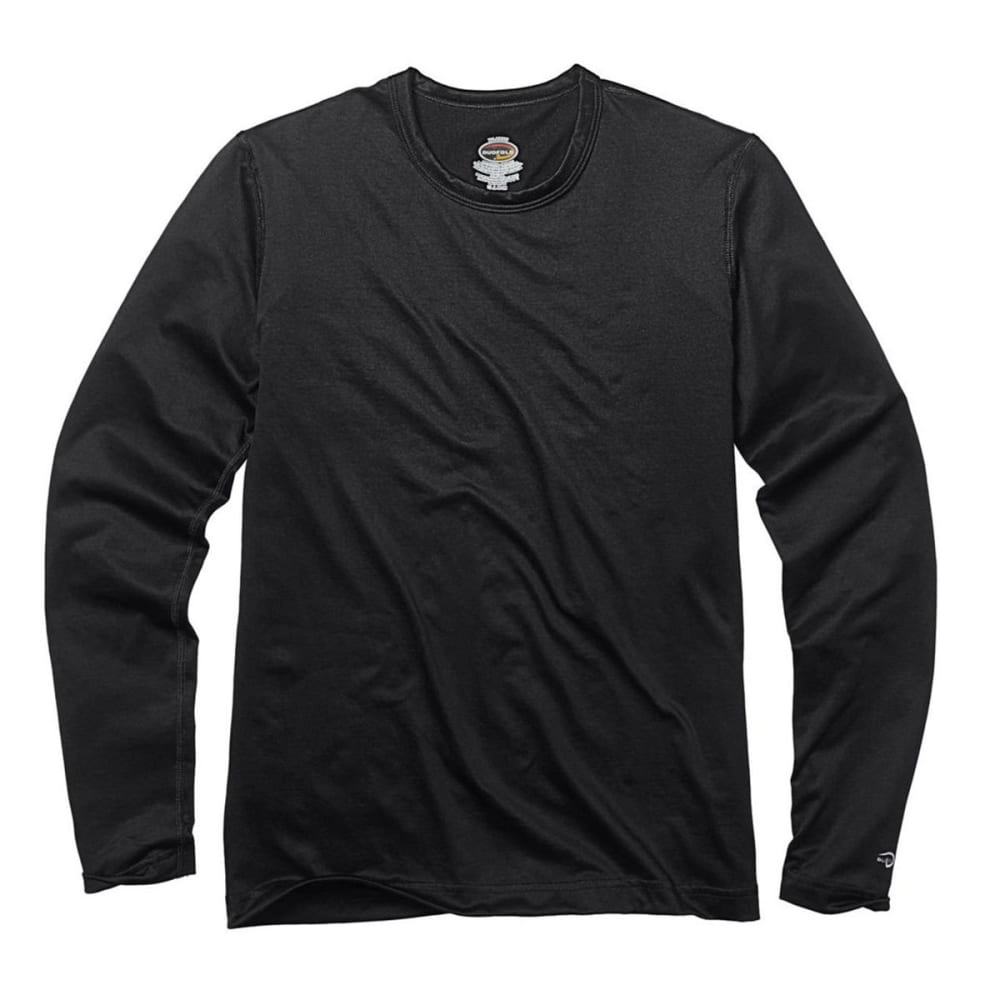 DUOFOLD by Champion® Youth Mid weight Thermal Crew - ONYX