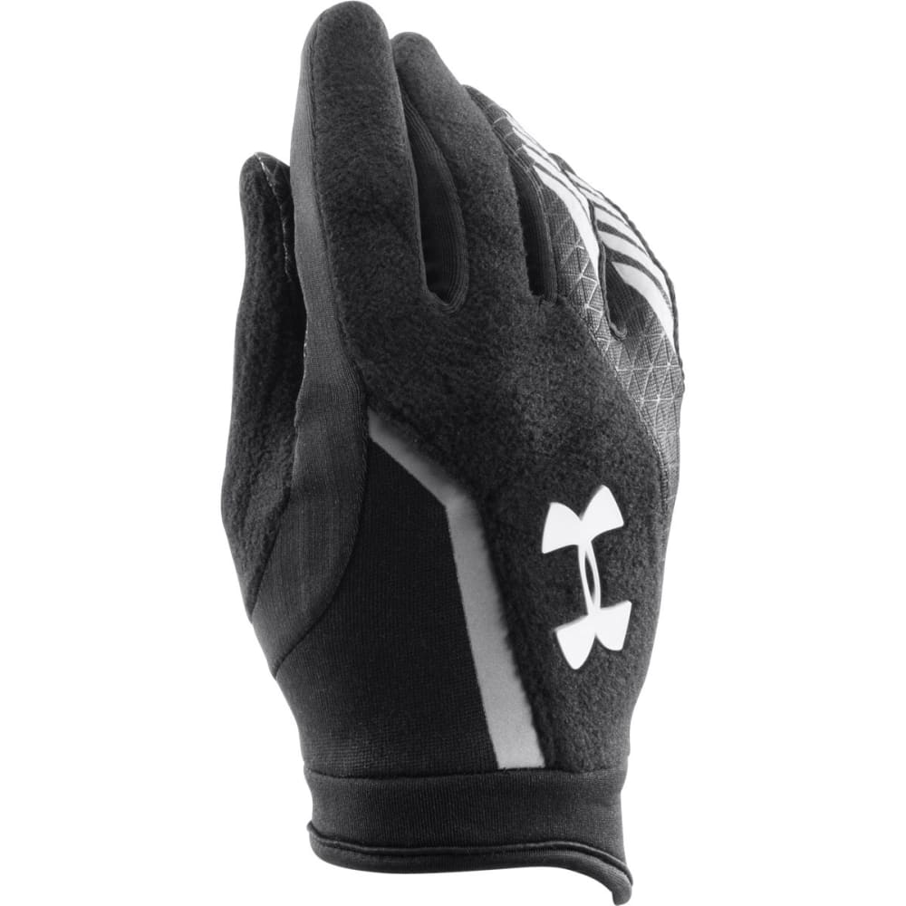 UNDER ARMOUR Boys' ColdGear® Infrared Escape Run Gloves - BLACK