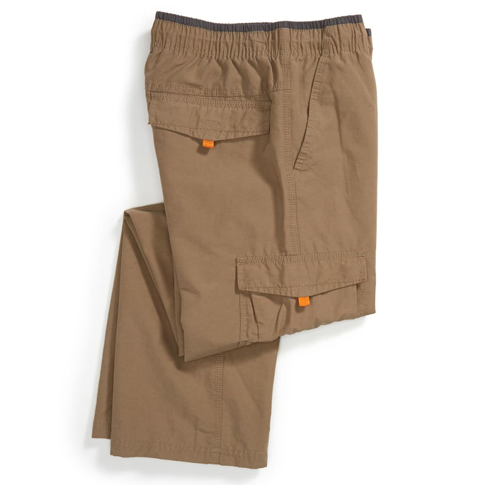 OCEAN CURRENT Boys' Knocker Cargo Pants - KHAKI
