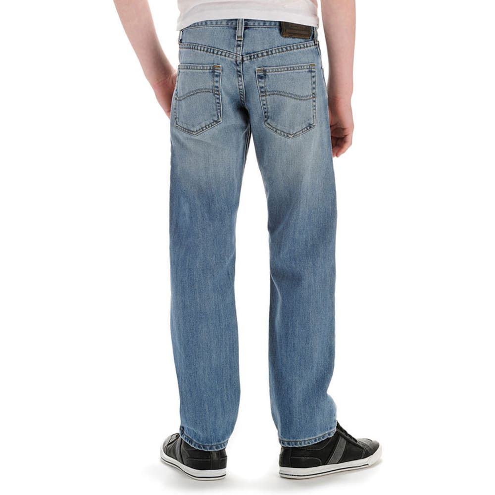 LEE Boys' Straight Fit Jeans - STERLING