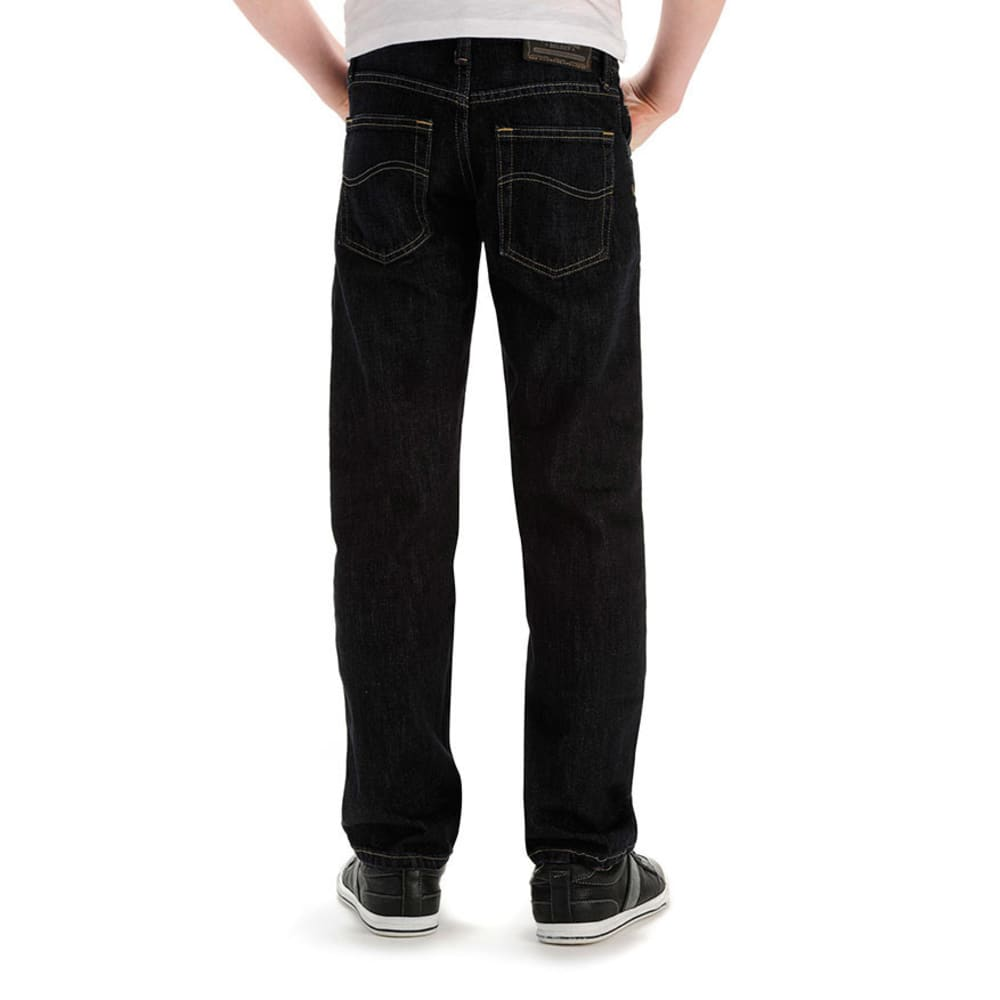 LEE Boys' Straight Fit Jeans - RINGER