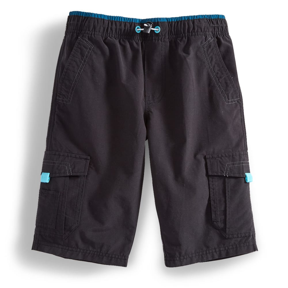 OCEAN CURRENT Boys' Scout Shorts - BLACK