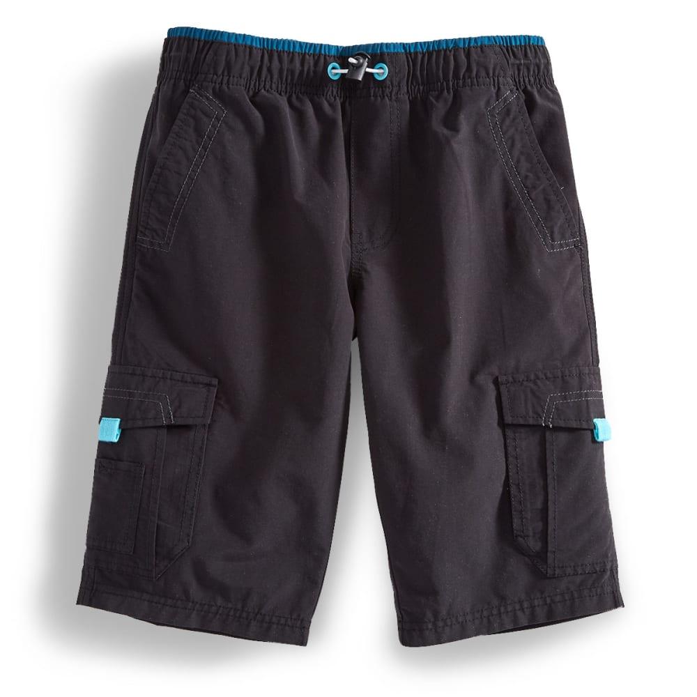 OCEAN CURRENT Boys' Scout Shorts - BLACK
