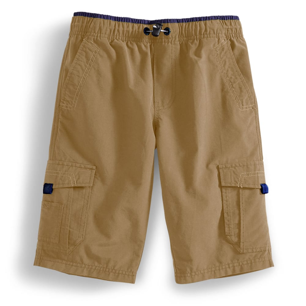 OCEAN CURRENT Boys' Scout Shorts - KHAKI