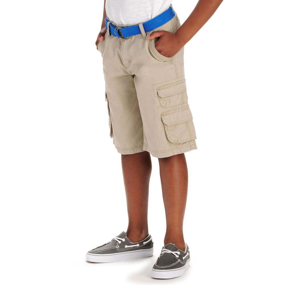 LEE Boys' Wyoming Cargo Shorts - KHAKI