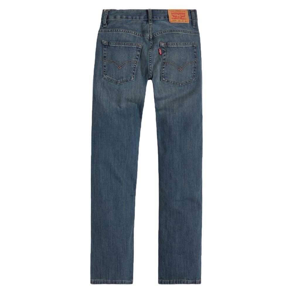 LEVI'S Boys' 511 Skinny Jeans - SUMMER SKY