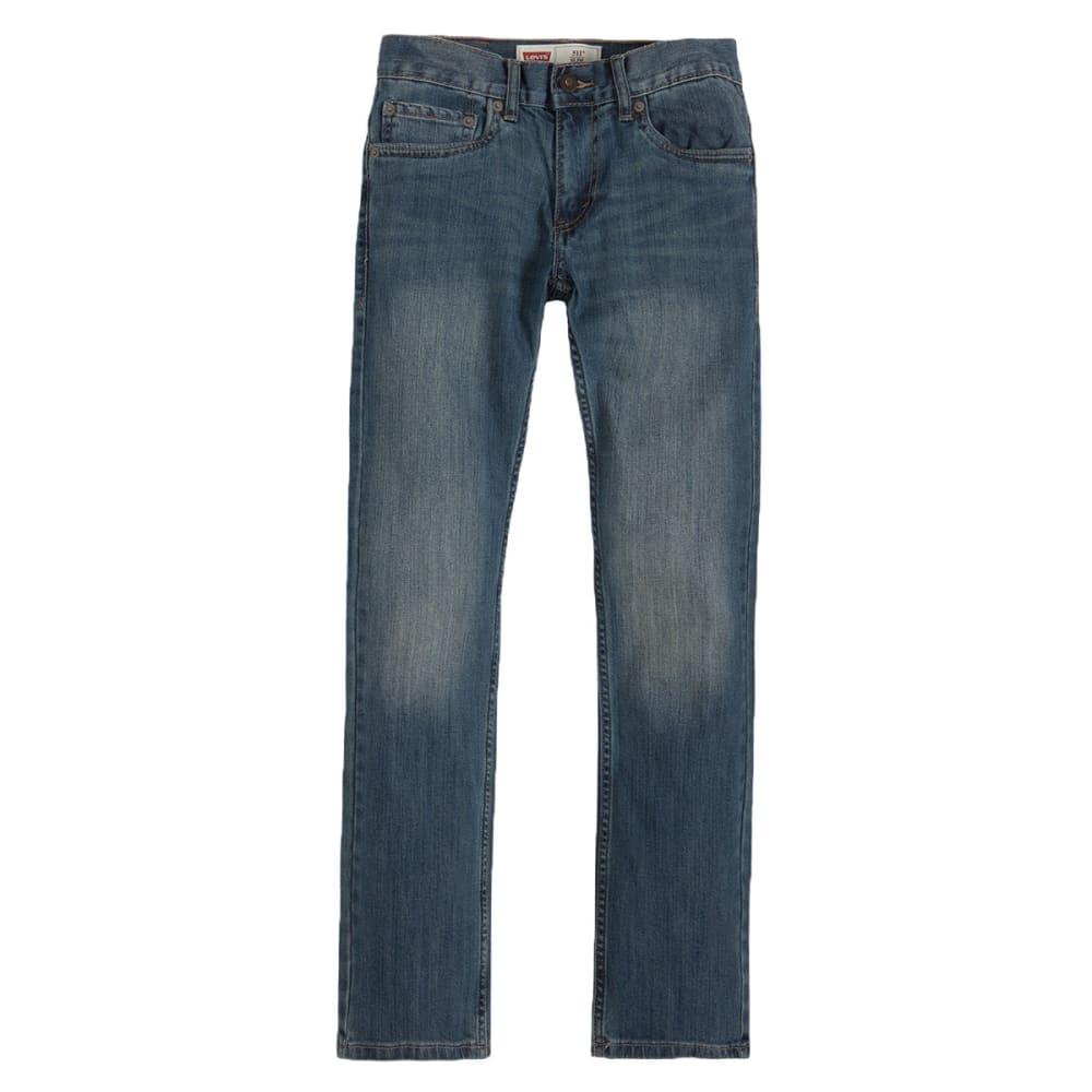 LEVI'S Boys' 511 Skinny Jeans 8