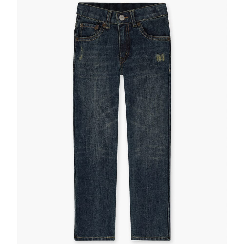 "LEVI'S Little Boys' 514""¢ Slim Straight Jeans 4"