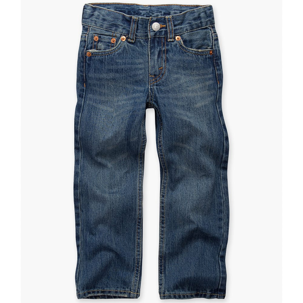 "LEVI'S Little Boys' 514""¢ Slim Straight Jeans - NEVERMIND-L2B"