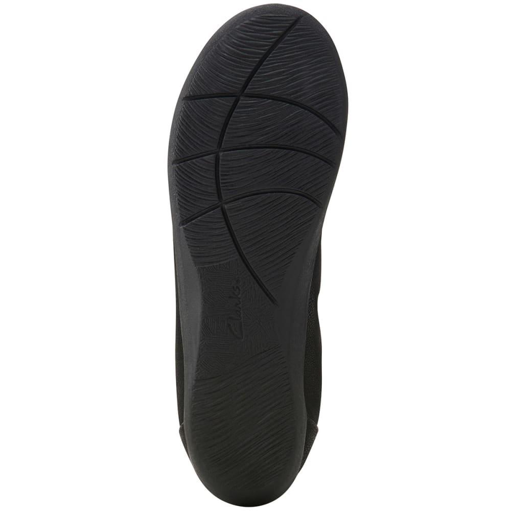 CLARKS Women's Sillian Jetay Shoes - BLACK