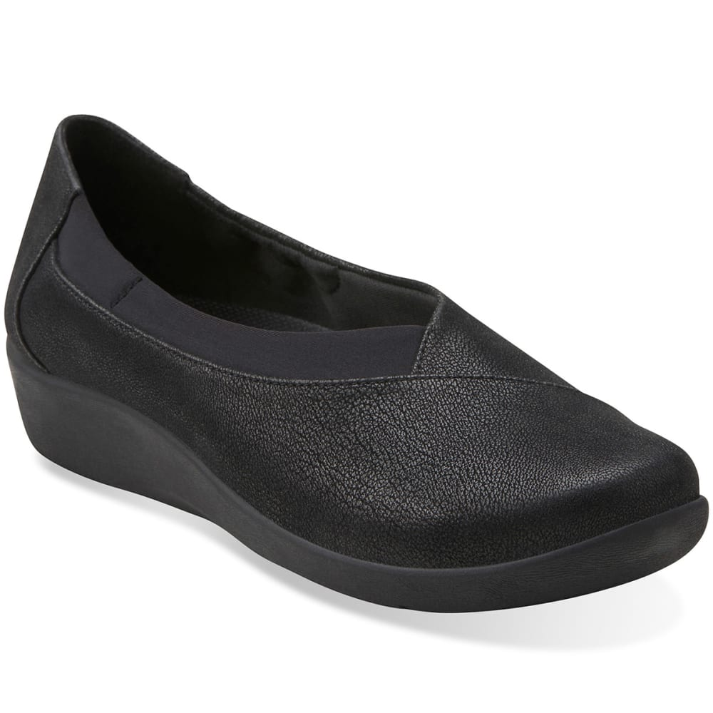 CLARKS Women's Sillian Jetay Shoes - BLACK