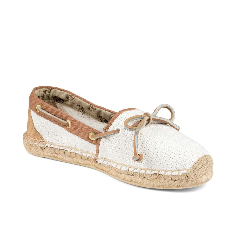 SPERRY Women's Katama Slip-On Shoes - BIRCH/CORAL