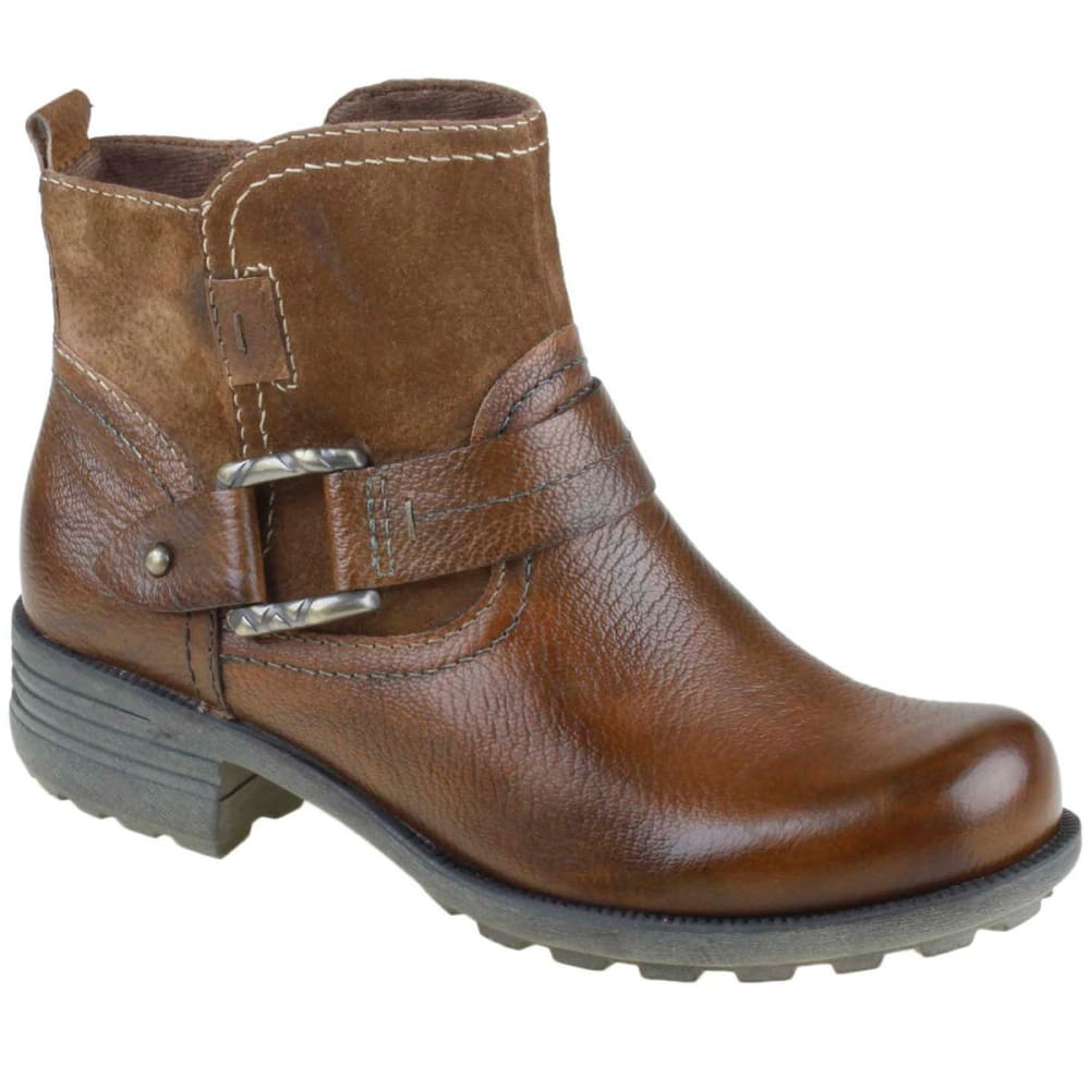 EARTH ORIGINS Women's Paris Ankle Boots - ALMOND