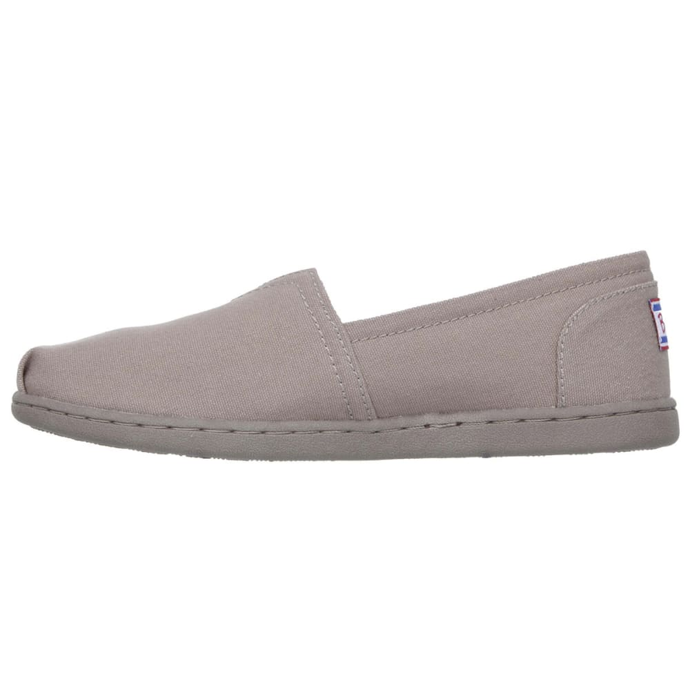 SKECHERS Women's BOBS Bliss Spring Step Slip-On Shoes - TAUPE
