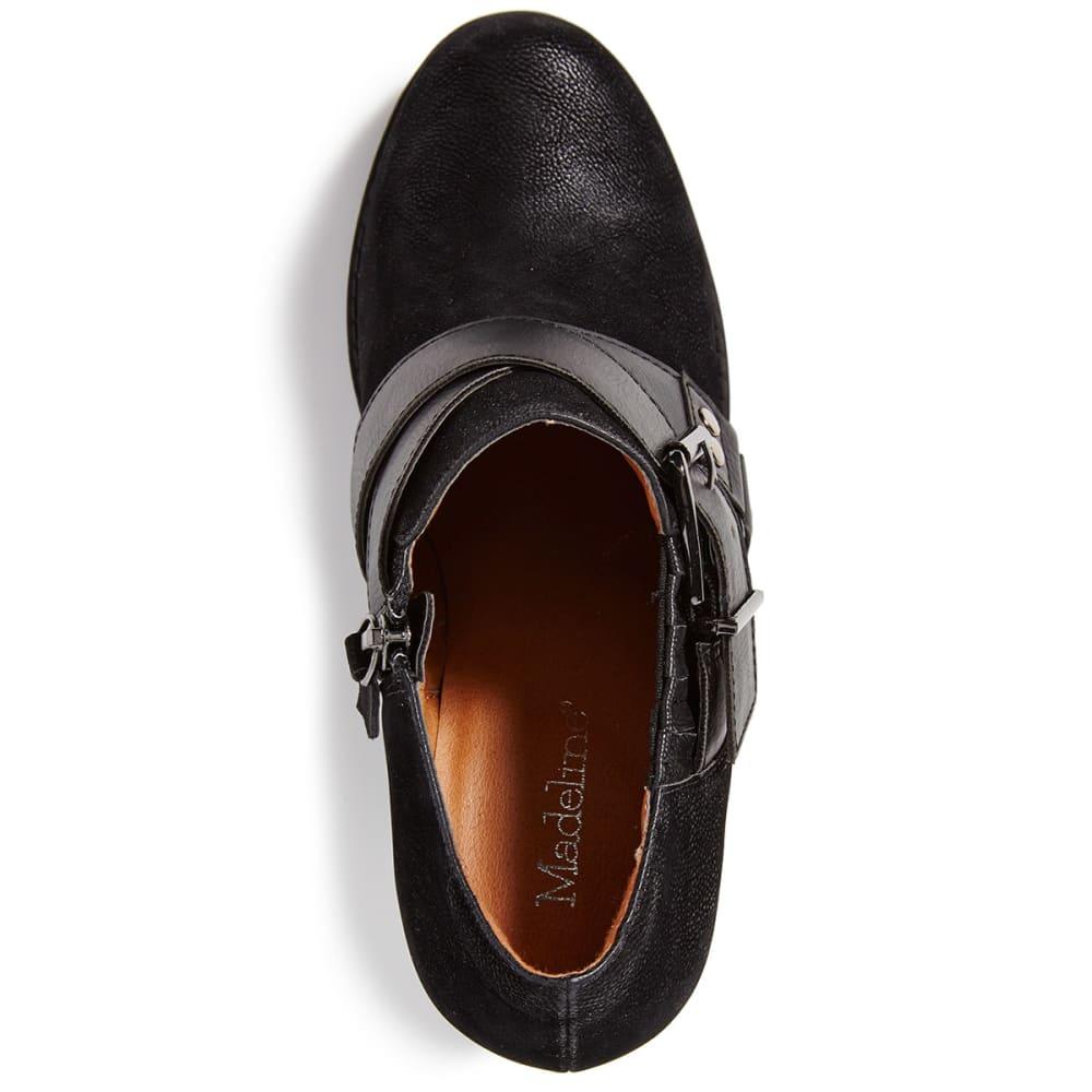 MADELINE Women's Bonnie Bell Shoes - BLACK