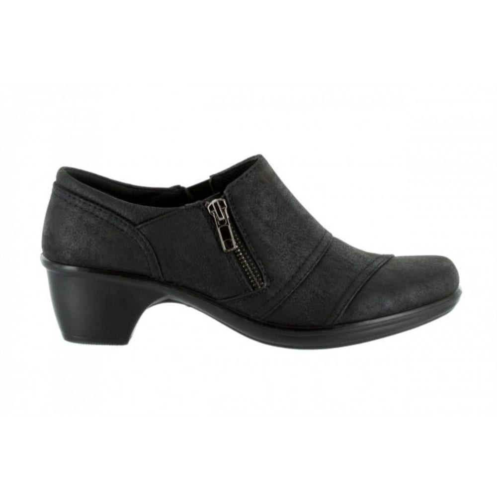 EASY STREET Women's Bryson Shooties, Wide - BLACK