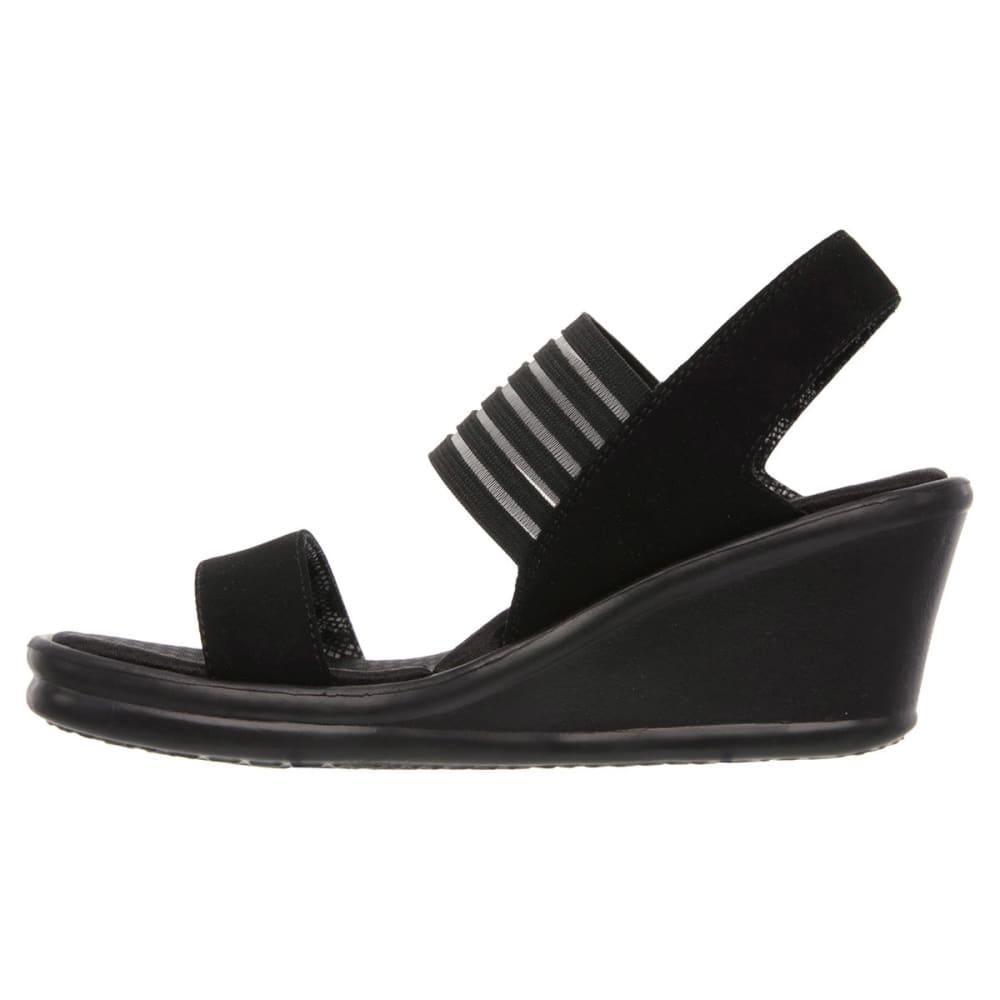 SKECHERS Women's Rumbler Sling-Back Sandals - BLACK