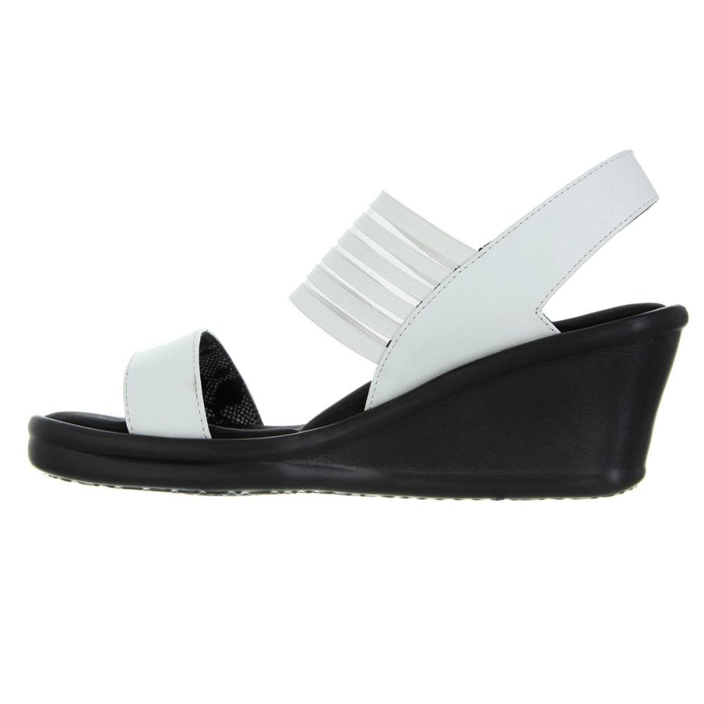 SKECHERS Women's Rumbler Sling-Back Sandals - WHITE