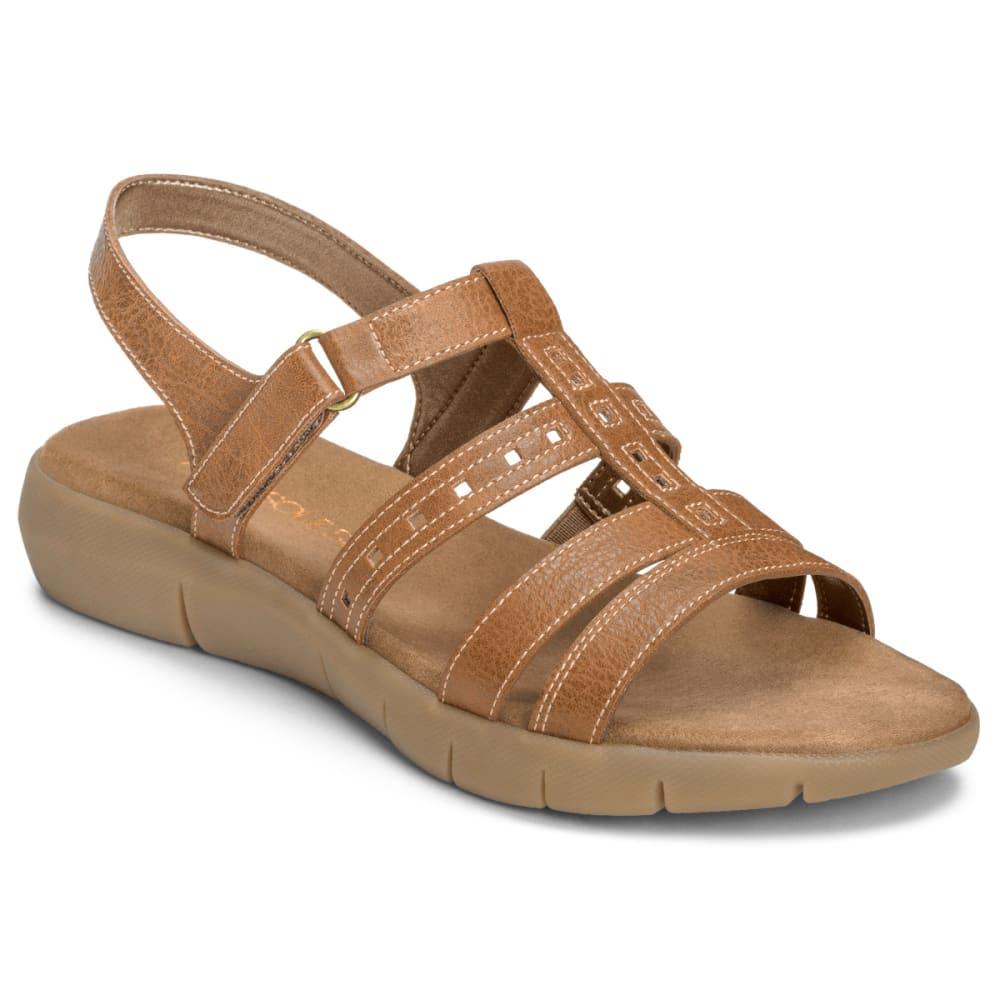 AEROSOLES Women's Wipple Threat Sandals - TAN