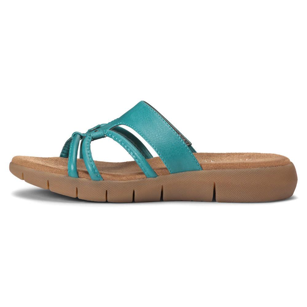 AEROSOLES Women's Wip Away Sandals - LIGHT BLUE
