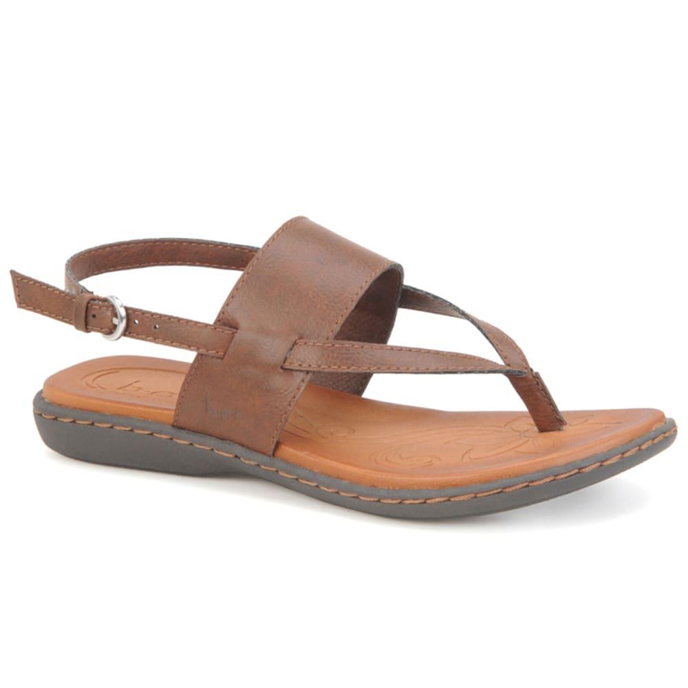 B.O.C Women's Sharin Sling-Back Sandals - BLOWOUT - COFFEE