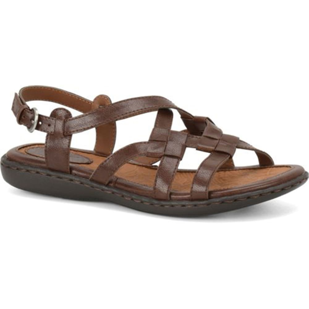 B.O.C. Women's Kesia Sandals - BLOWOUT - BROWN