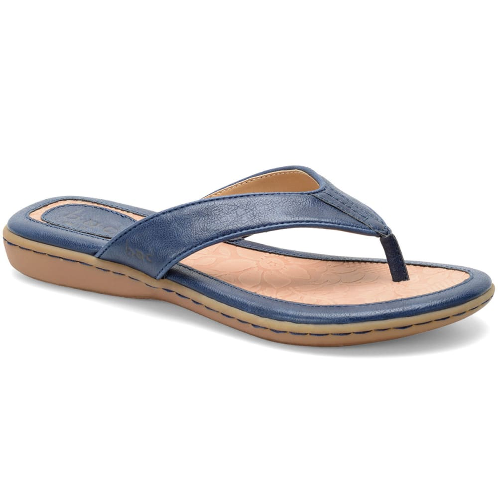 B.O.C. Women's Zita Thong Sandals - BLOWOUT - OCEAN NAVY C47234
