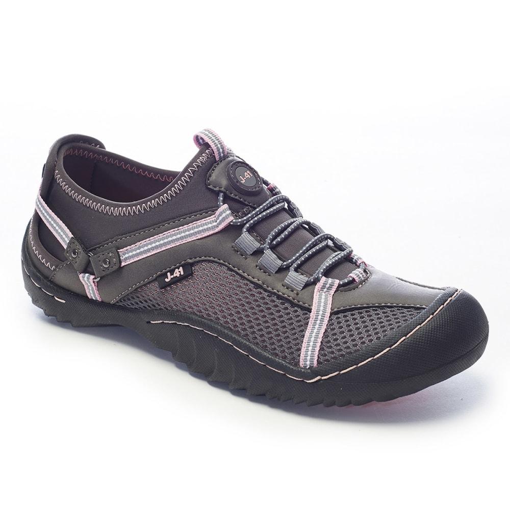 J-41 Women's Tahoe Mesh Shoes - CHARCOAL