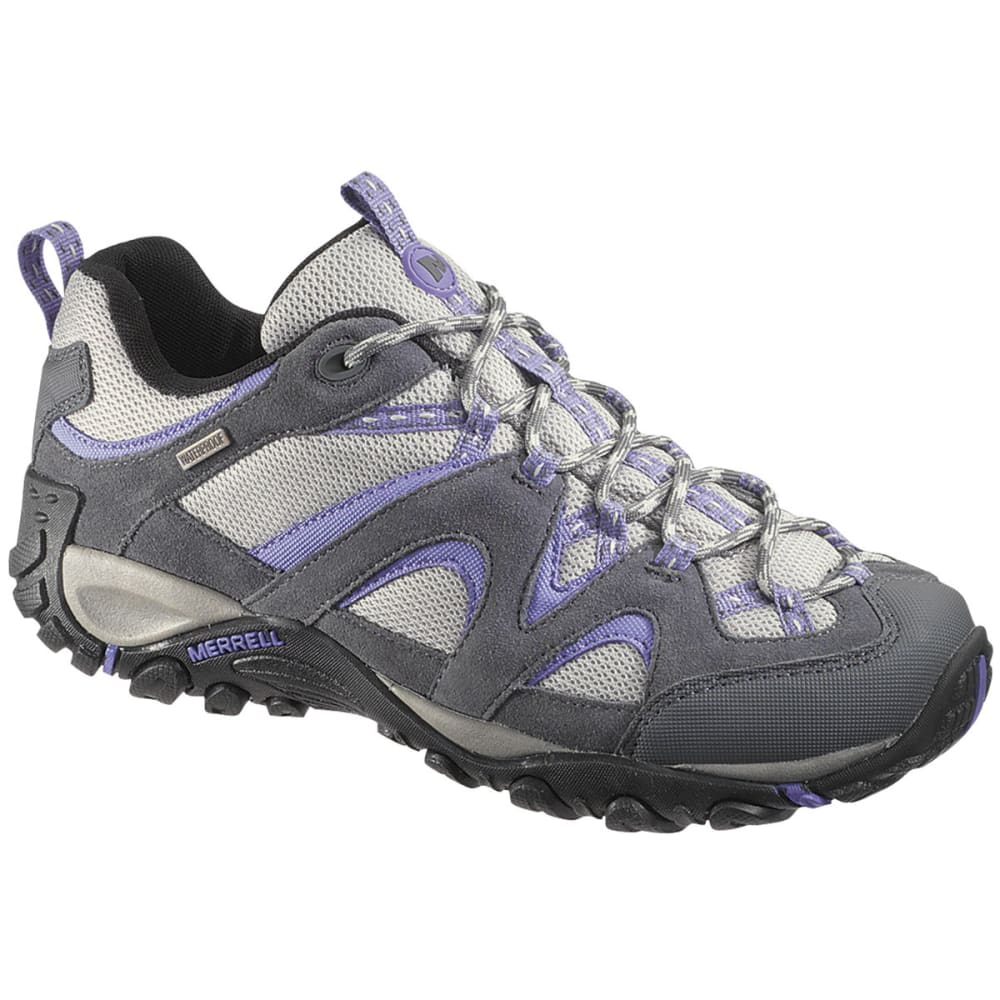 MERRELL Women's Energis Low Waterproof Hiking Shoes - GREY