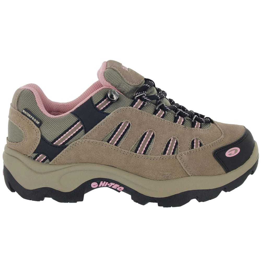 HI-TEC Women's Bandera Low Waterproof Shoes - TAUPE