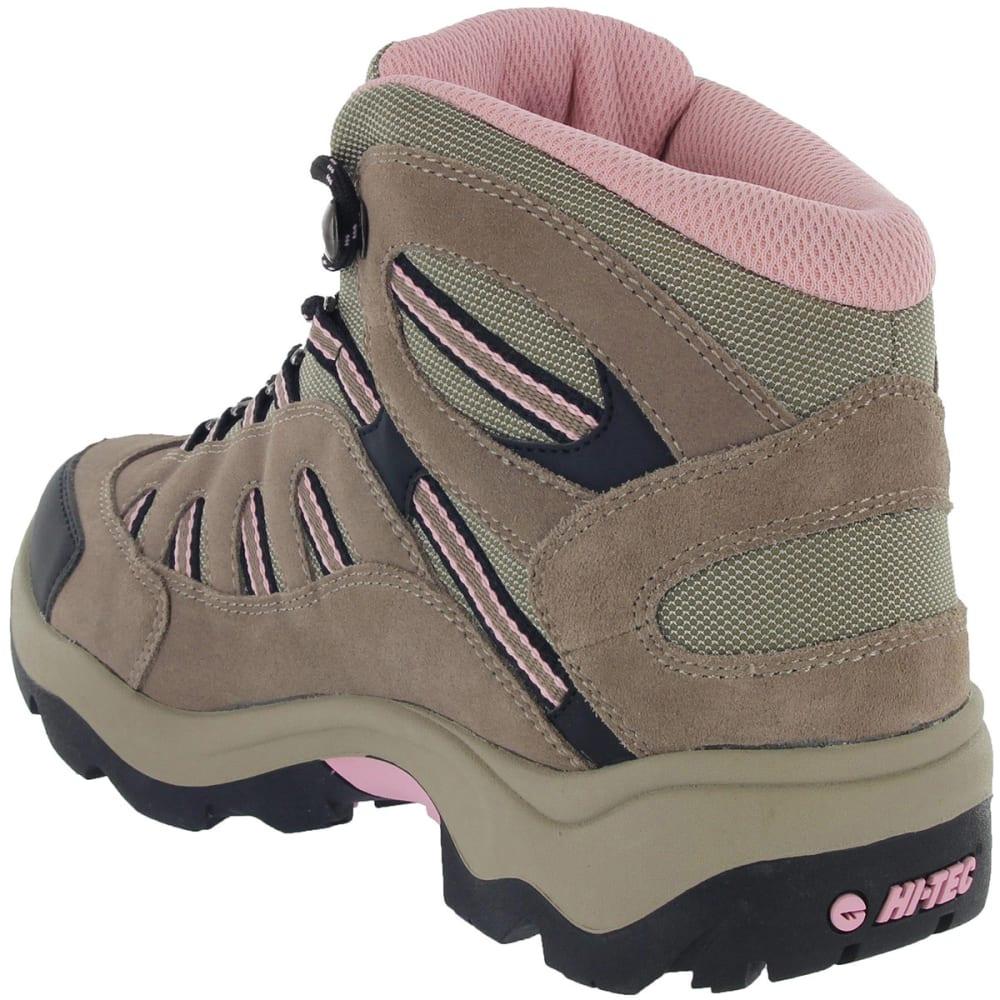 HI-TEC Women's Bandera Mid Waterproof Boots - TAUPE/BLUSH