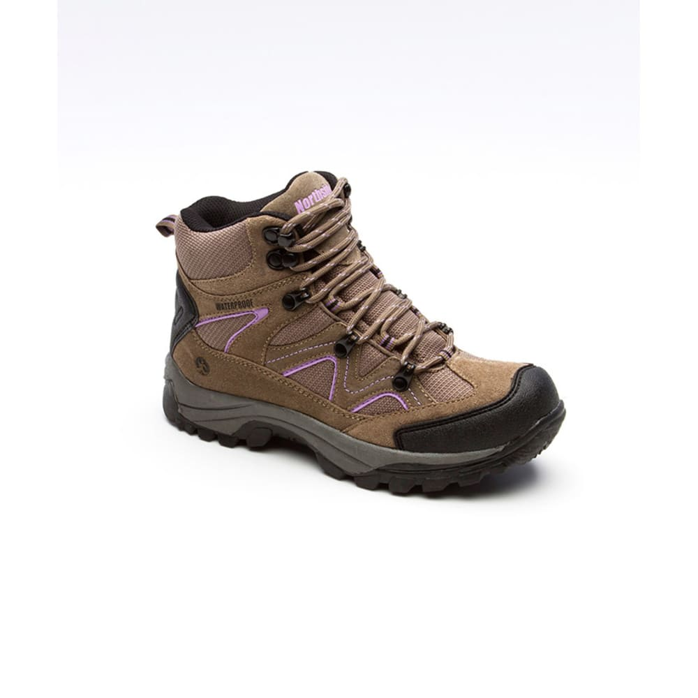 NORTHSIDE Women's Snohomish Waterproof Hiking Boots - TAN