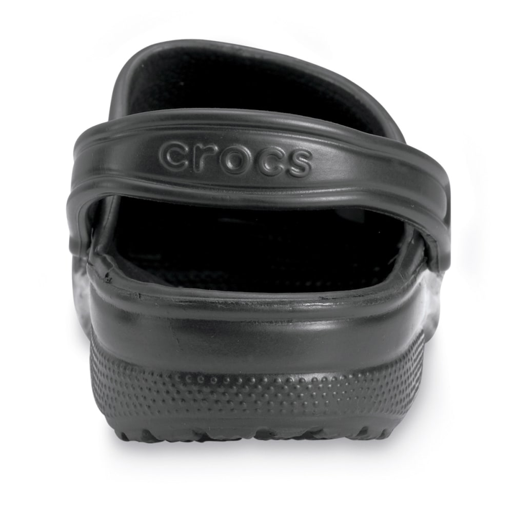 CROCS Adult Classic Clogs - BLACK