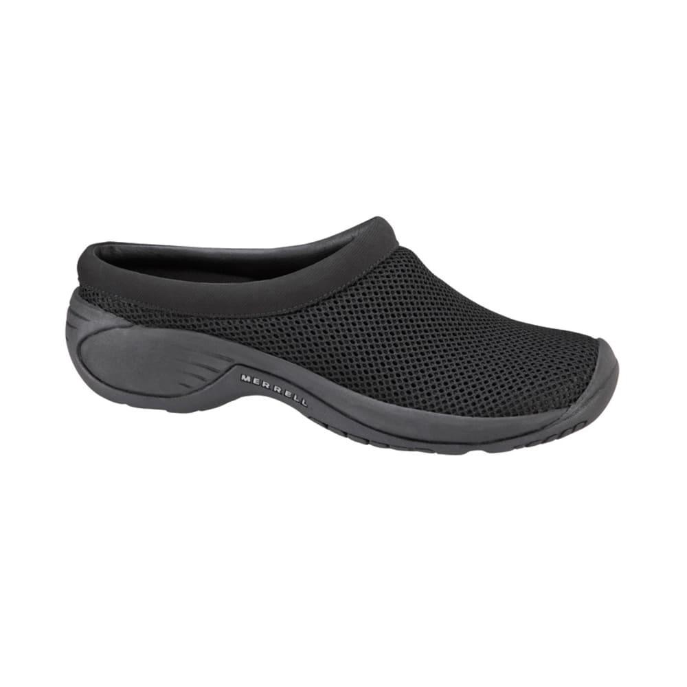 MERRELL Women's Encore Breeze 2 Slip-On Shoes, Medium, Black PREMIER - BLACK